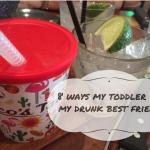 8 Ways My Toddler is Like My Drunk Best Friend