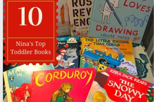 NIna's Top 10 Books