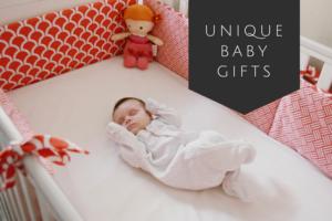 unique baby gift ideas