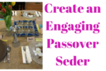 passover seder ideas for kids