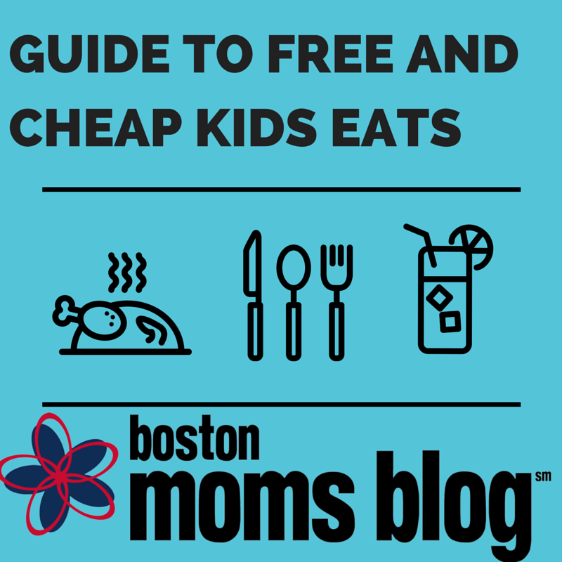 guide to free and cheap kids eats boston