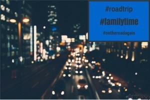 take a family road trip