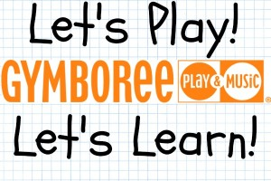 gymboree symbol on chart background-let's play, let's learn