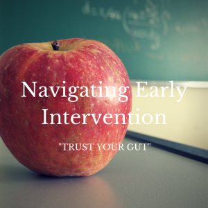 apple: Navigating Early Intervention: Trust Your Gut