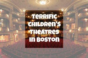 Terrific Children's Theatres in Boston