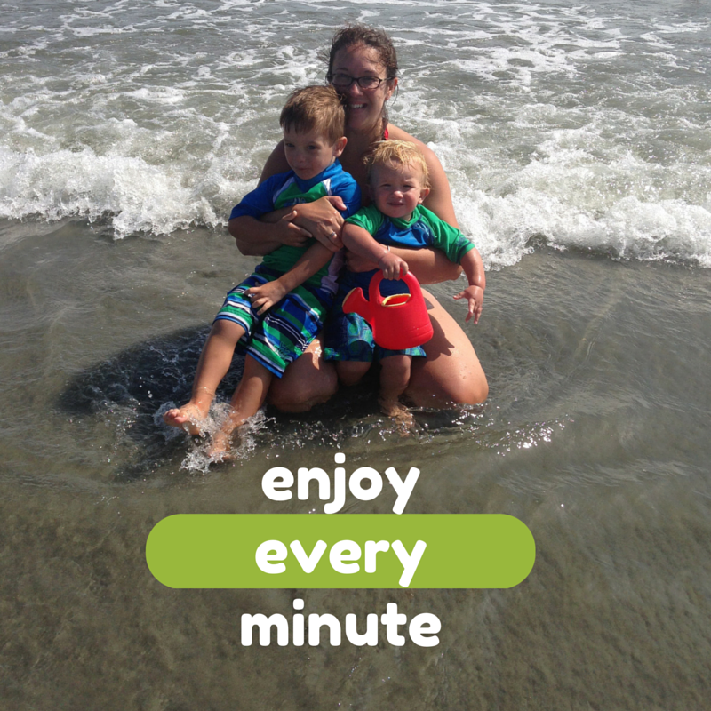enjoy every minute??