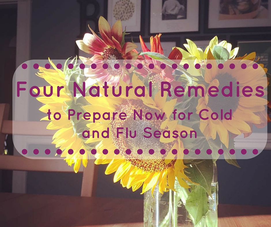 pare Now for Cold and Flu Season