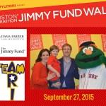 Boston Benefits: Team Ari and the Jimmy Fund Walk