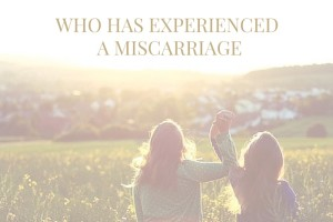 2 women in a field: 5 things to say to a friends how has experienced a miscarriage