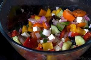 pepper-salad