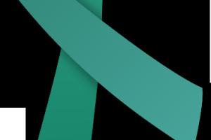 pcos awareness ribbon