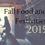 Eat and Celebrate Local: A Sampling of Fall Foods and Festivities in Massachusetts