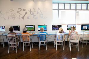 Computer learning at Zaniac - Boston Moms Blog