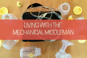 Living with the Mechanical Middleman - Boston Moms Blog