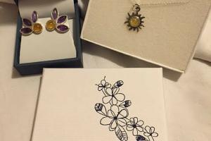 Lovely Silver by Henryka - Boston Moms Blog