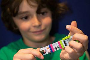 boy electronics experimentation