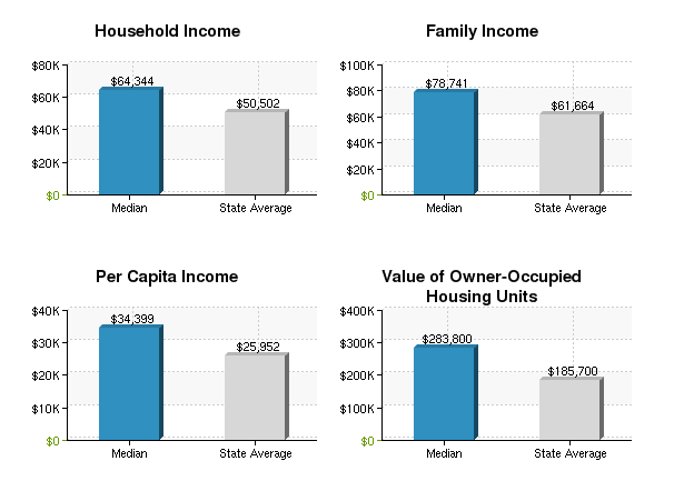 income and housing