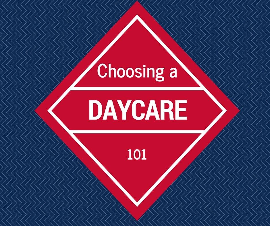 Choosing a Daycare 101 - Boston Moms Blog