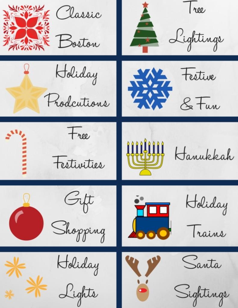 Boston Holiday Festivities Guide - Boston Moms Blog