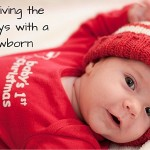 Surviving the Holidays with a Newborn