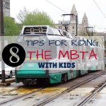 8 Tips for Riding the MBTA with Kids