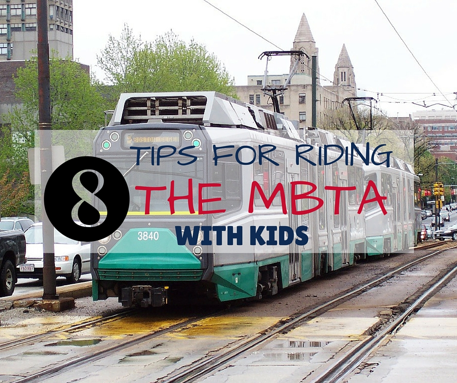 8 tips for riding the MBTA with kids - Boston Moms Blog