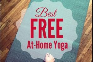 Best Free At-Home Yoga - Boston Moms Blog