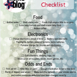 How to Prep for a Winter Storm with Kids {with Printable}