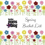 Spring Bucket List {with Printable}