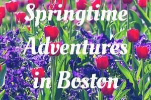Springtime Adventures in Boston-Boston Moms Blog