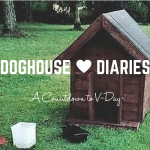 Doghouse Diaries :: A Countdown to V-Day