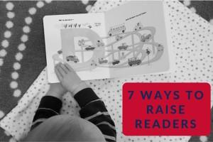 7 Ways to Raise Readers - Boston Moms Blog