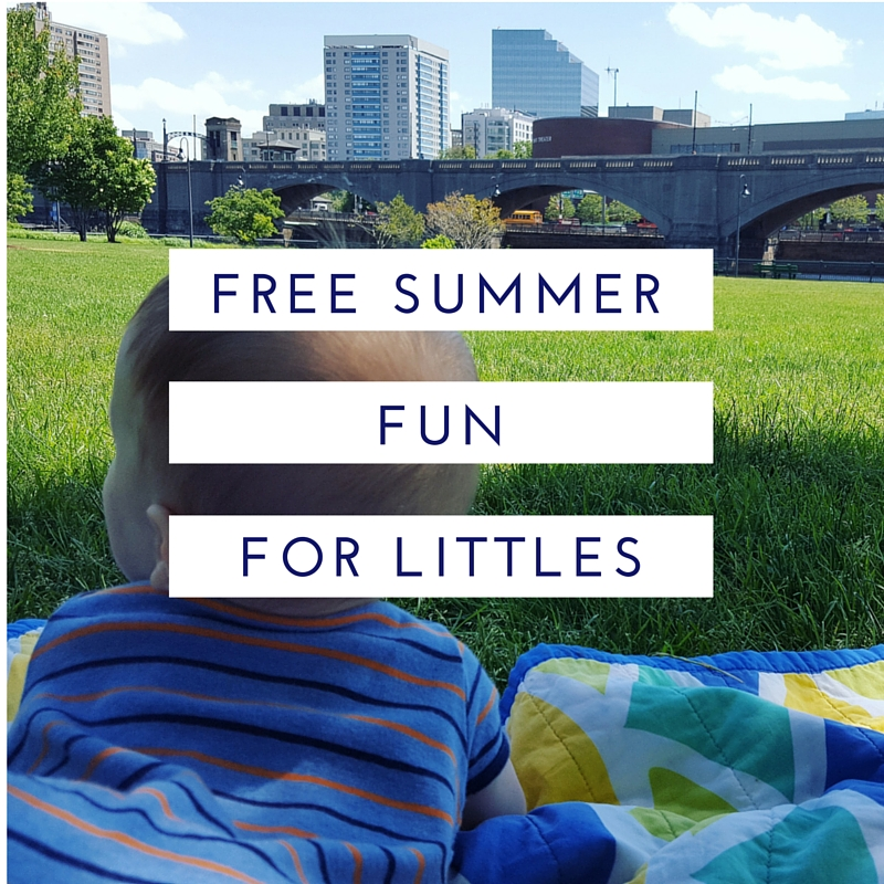 Free Summer Fun for Littles around Boston - Boston Moms Blog
