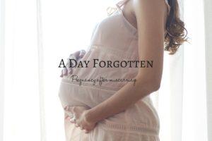 A Day Forgotten