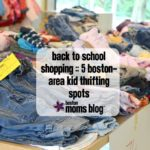 Back to School Shopping :: 5 Boston-Area Kid Thrifting Spots