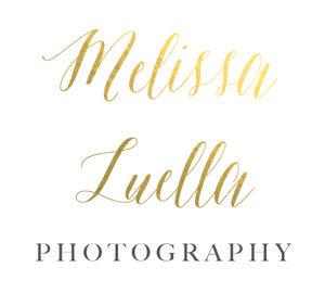 melissa luella photography logo