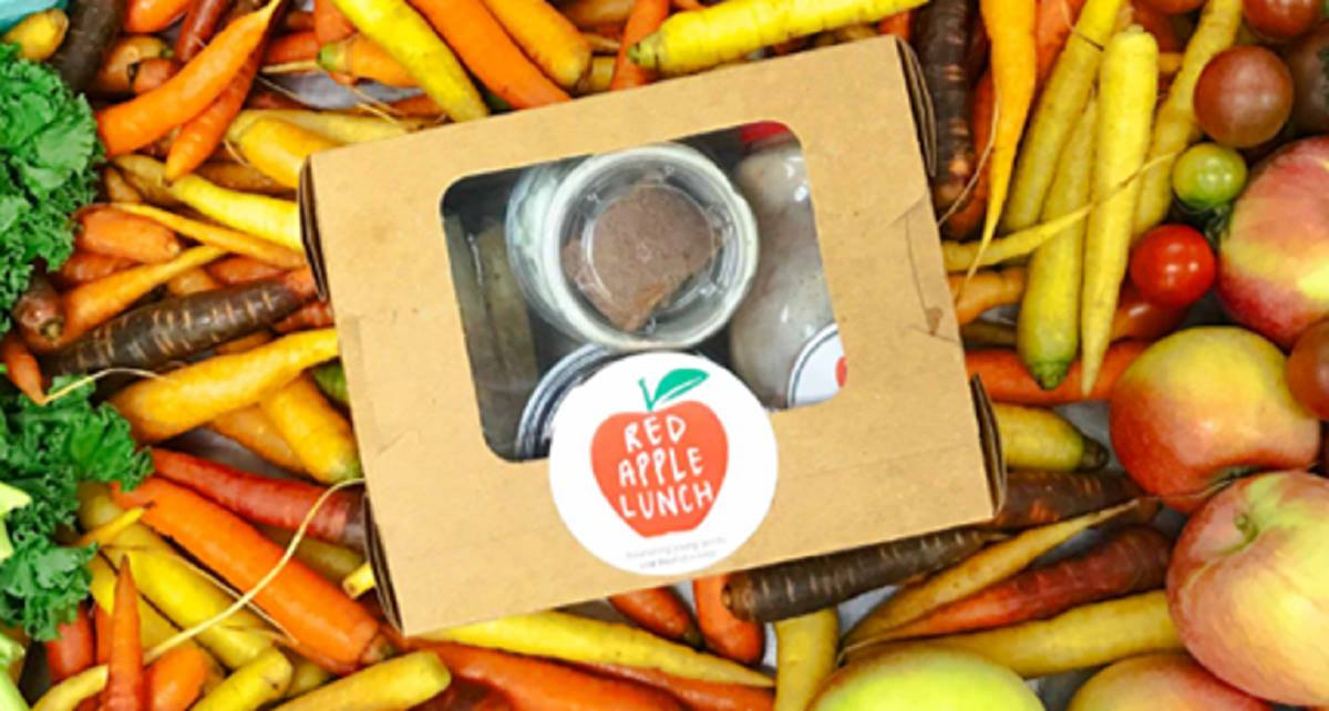 school lunch with Red Apple Lunch - Boston Moms Blog