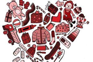 red heart - charitable ideas