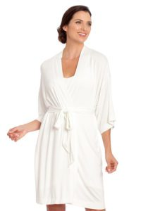 the softest robe from Peach