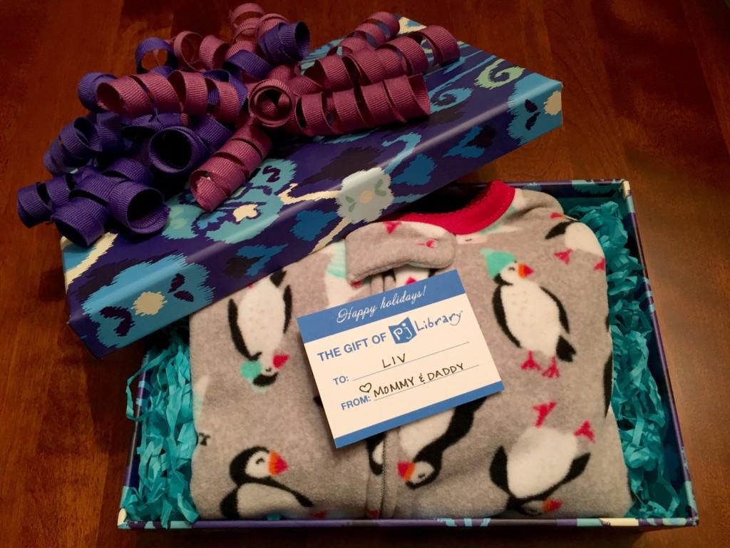 PJ library gifts - Boston Moms Blog