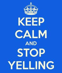 yeller - yelling at children - Boston Moms Blog