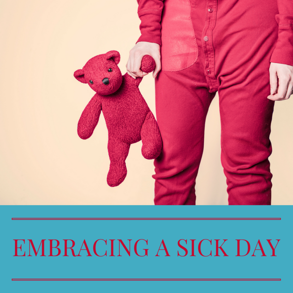 EMBRACING A SICK DAY - Boston Moms Blog