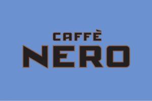 Caffe Nero Logo - Blue