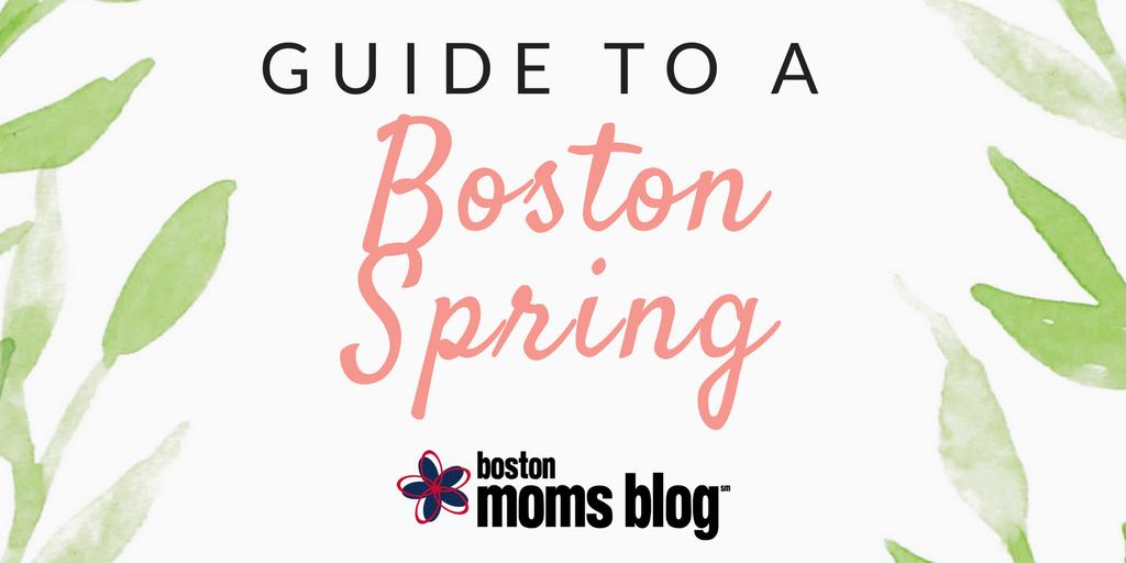 Boston spring - Boston Moms Blog