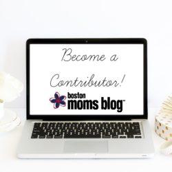 Boston Moms Blog team - open call for contributors
