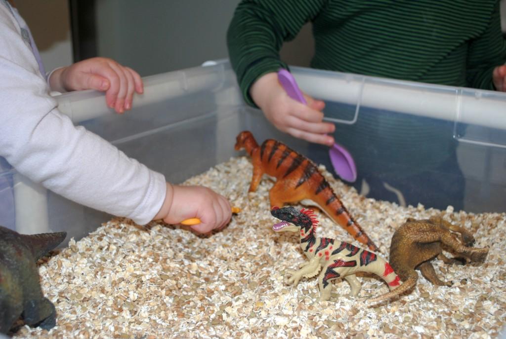 sensory bins - Boston Moms Blog