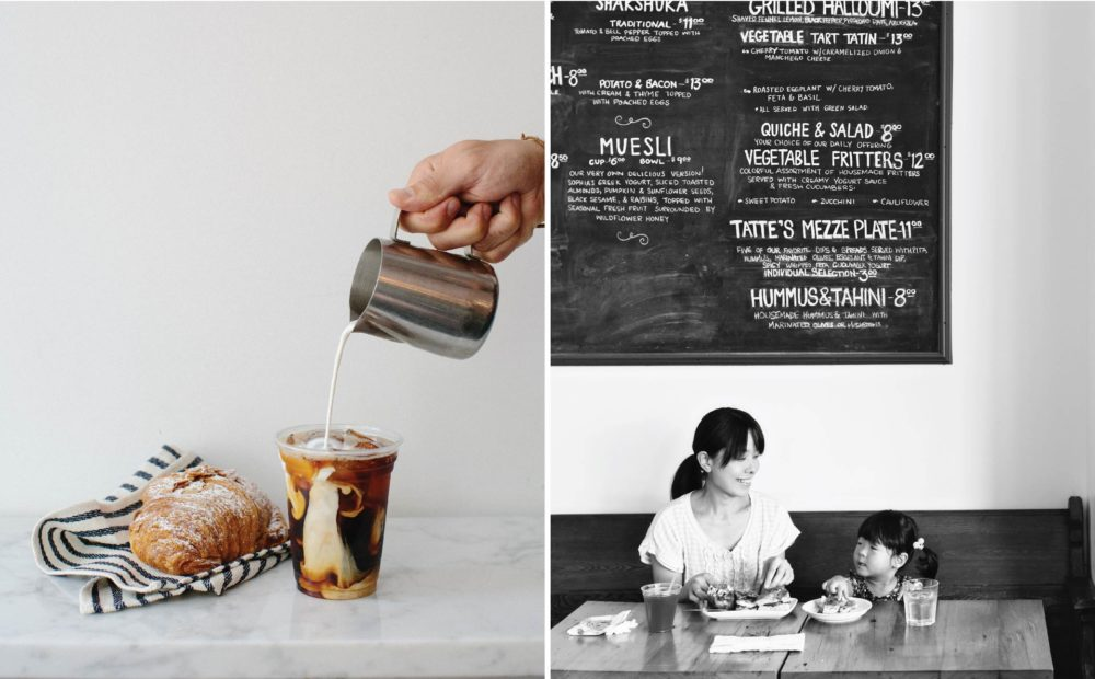 coffee shops in Boston - Boston Moms Blog