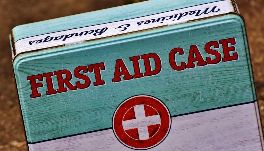 first aid - boston moms blog