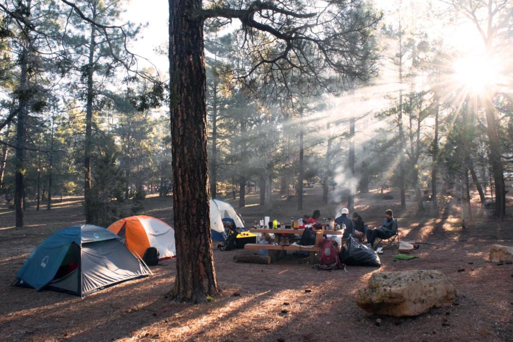 camping with kids - Boston Moms Blog