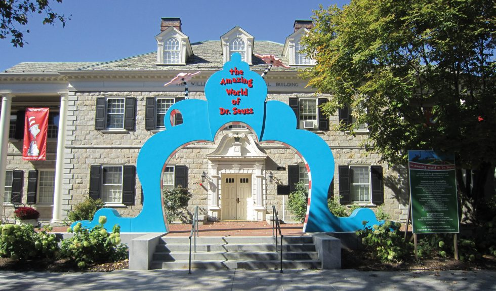 seuss museum - Boston Moms Blog
